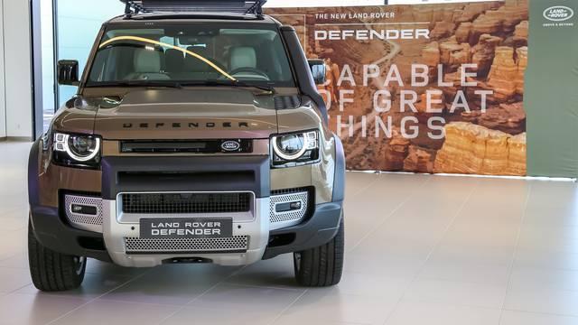 Nova legenda: Land Rover Defender stigao  u Hrvatsku
