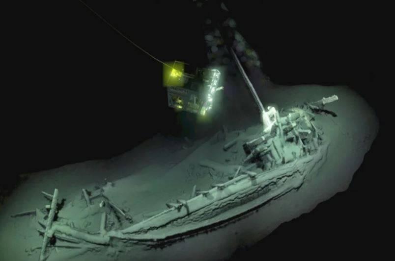 Stara 2400 godina: Pronađena najstarija očuvana olupina ikad
