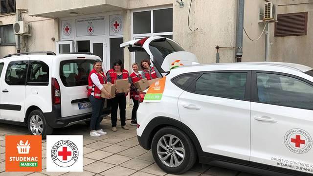Studenac donacijom i humanitarnim angažmanom uljepšao blagdane potrebitima