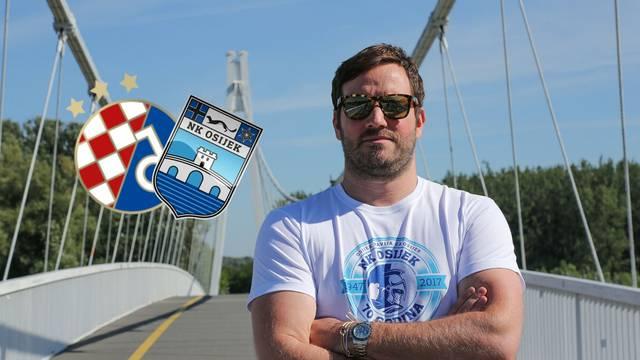'Internet rat' pred derbi: Osijek Dinamu opet odgovorio videom