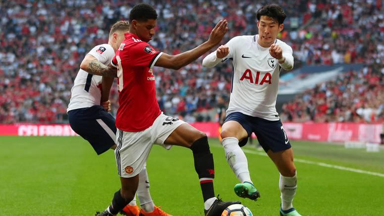 United okrenuo 'Spurse' na Wembleyu za finale FA kupa