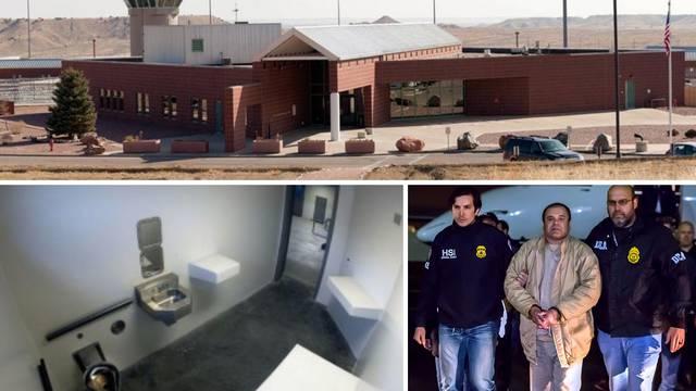 El Chapo ide u zatvor iz kojeg nitko nije pobjegao: Može li on?