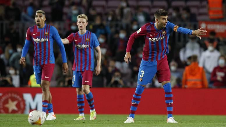 Nevjerojatno: Barcelona ima jeftiniju momčad od čak šest momčadi u La Ligi! Zato i gubi...