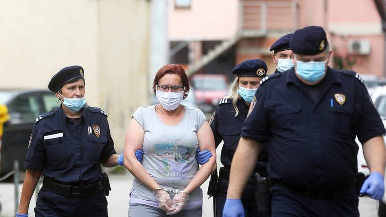 Smiljana Srnec stigla je u zatvor u Požegu: Moći će 'zaraditi' i izlaske, ali i raditi za naknadu
