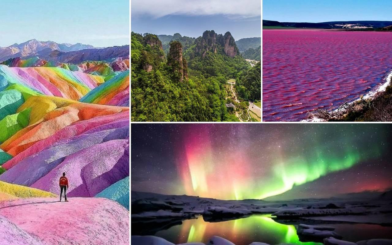 10 prirodnih ljepota koje će vas ostaviti bez daha - kao iz bajke