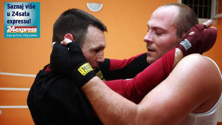 Kako je naš novinar preživio u ringu s prvakom savate boksa