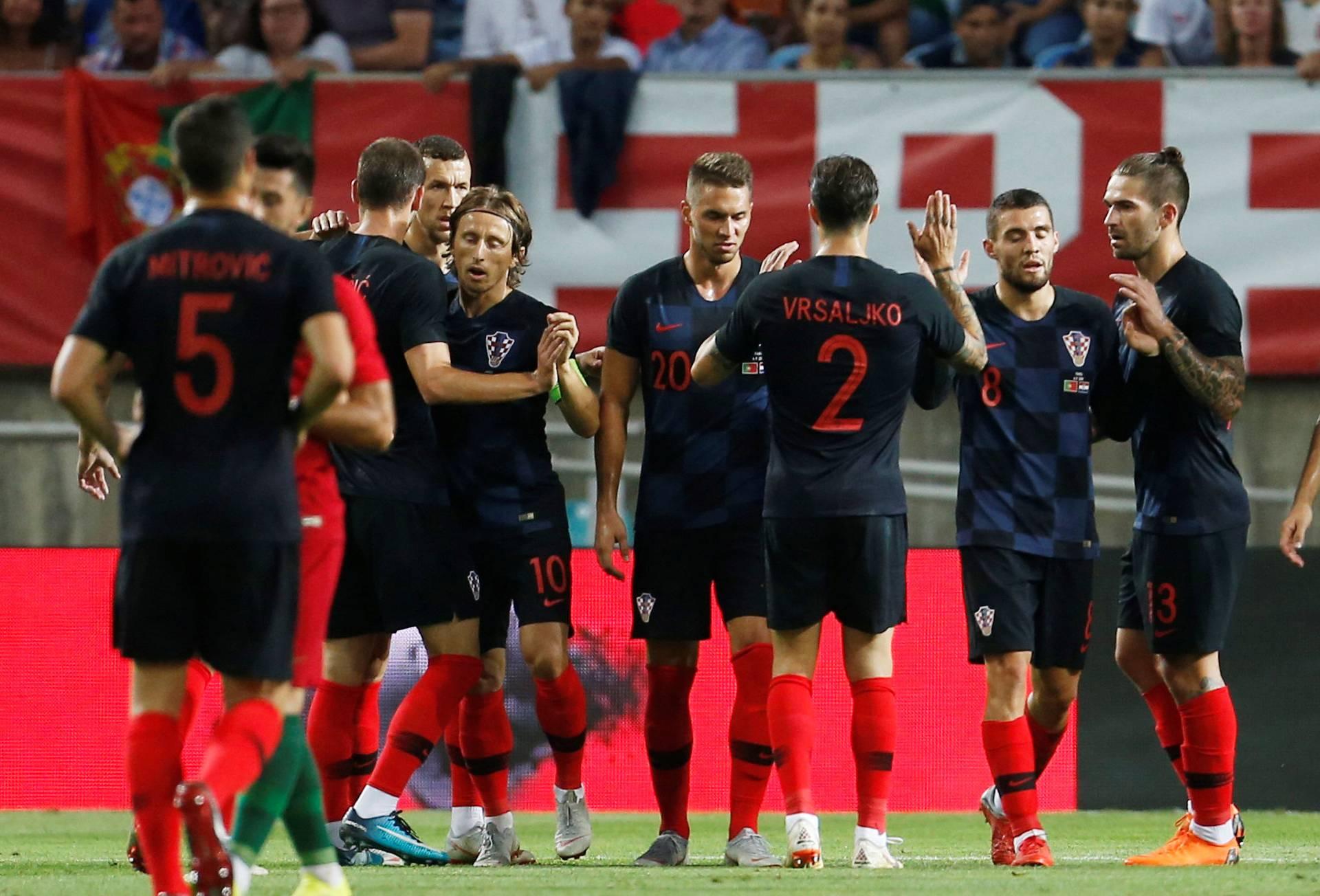 International Friendly - Portugal v Croatia