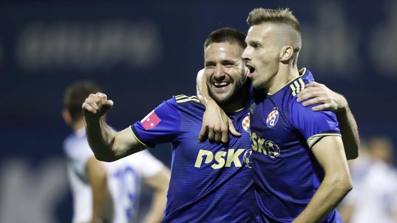 Dinamo se mučio, ali onda su Oršić i Majer riješili na mišiće