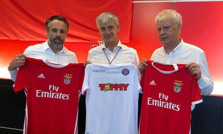 Hajduk i Benfica na sastanku su dogovorili prijateljski susret