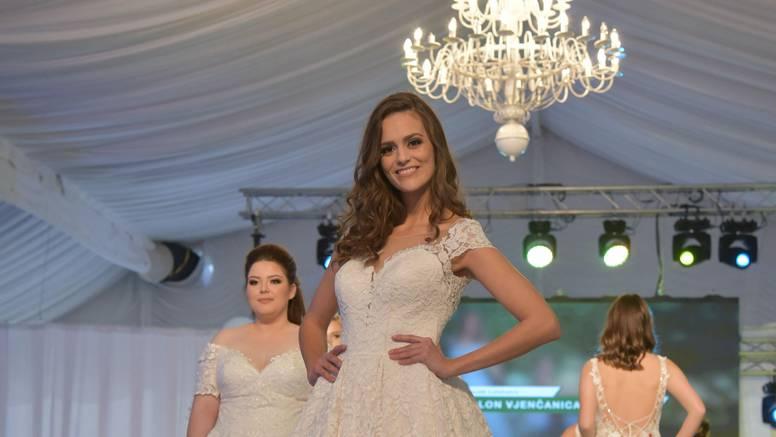 Sajam vjenčanja: Na dan Nova Gradiška postala centar mode