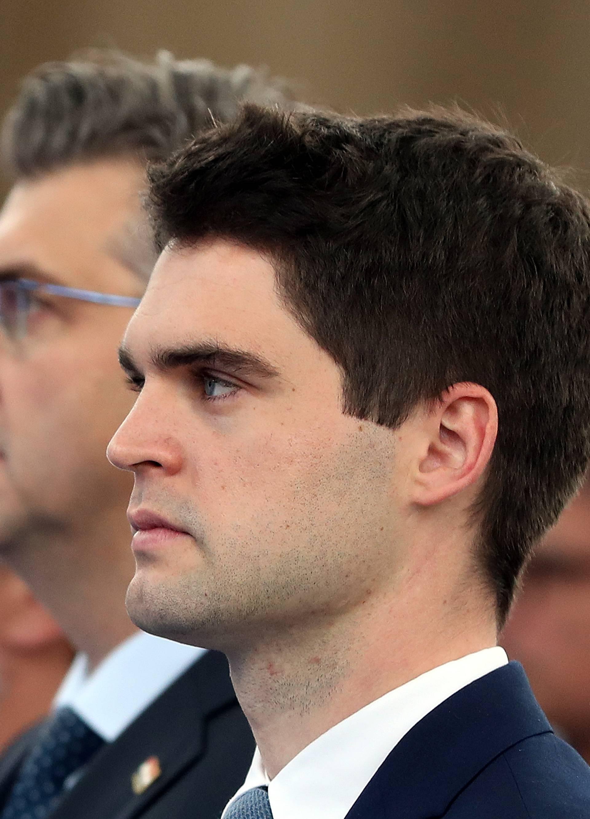 Karlo Ressler se ogradio od podrške mladih pučana Vučiću