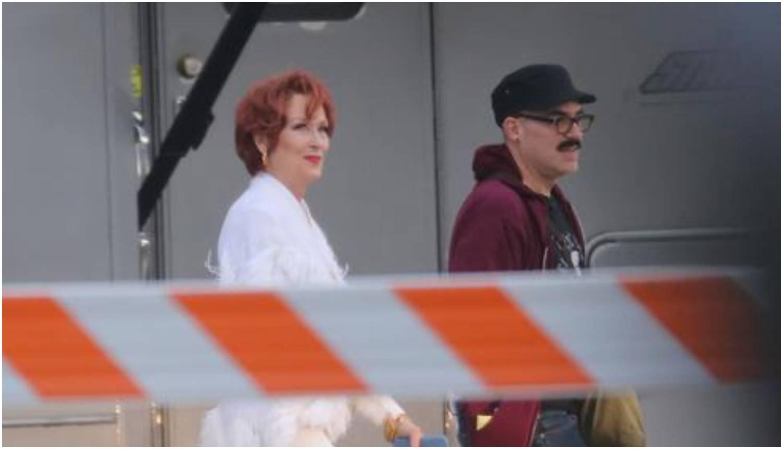 Meryl Streep postala vatrena crvenokosa: 'Skida joj godine'