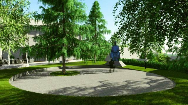 Nakon 30 godina: Kip Nikole Tesle vraća se u njegov Gospić