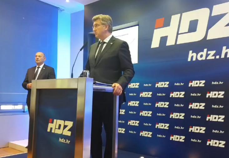 'Za političko šarlatanstvo nije vrijeme. Nitko neće uvjetovati HDZ-u tko će biti na čelu Vlade'