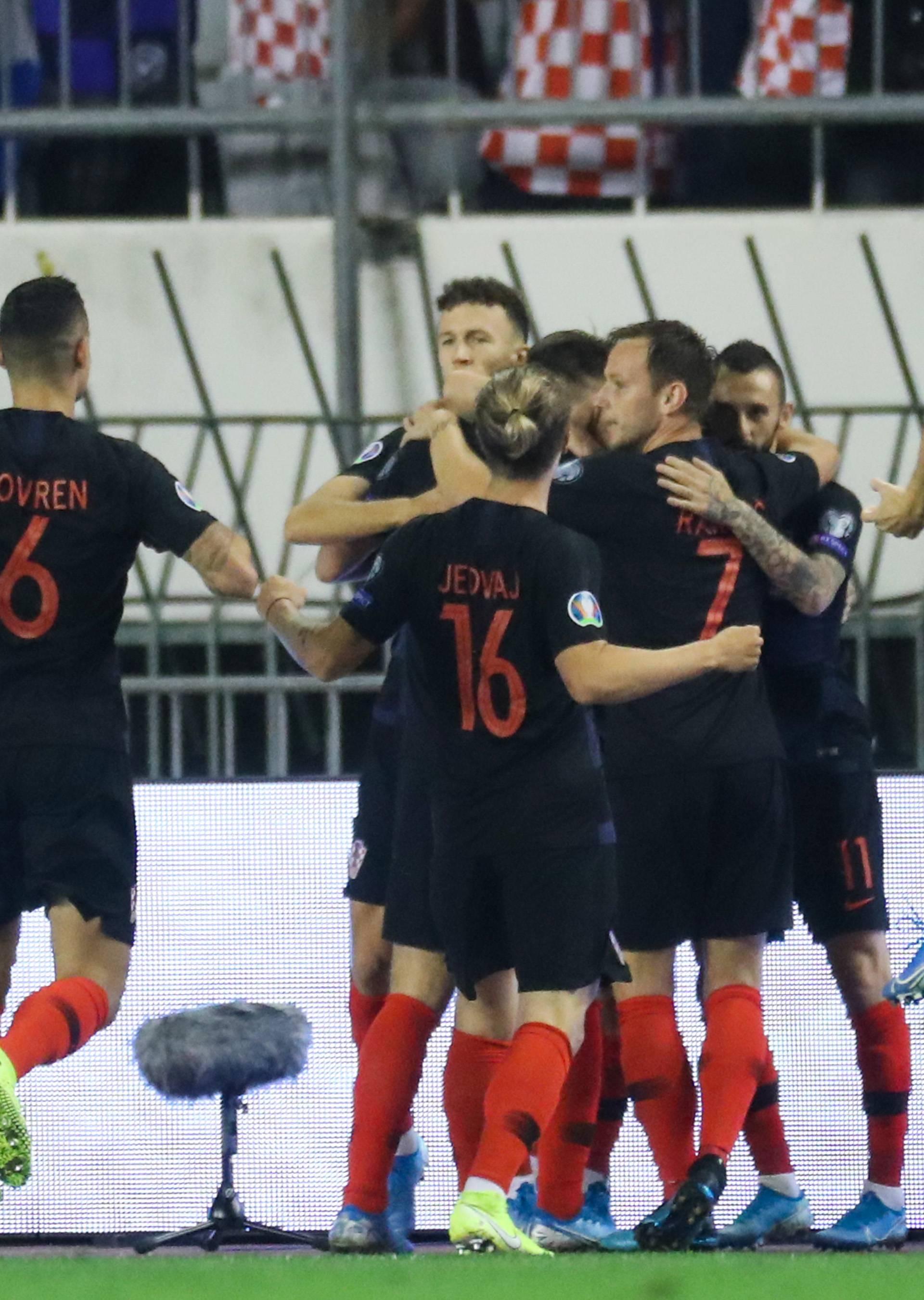 Hrvatska fantazija na Poljudu: 'Vatreni' su pred vratima Eura!