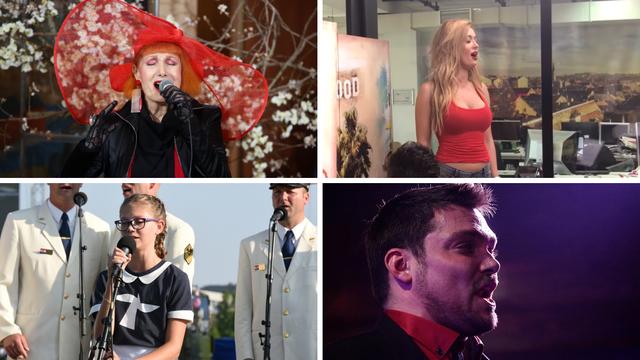 Lisac, Mia, Vanna ili Lille? Tko je najbolje izveo 'Lijepu našu'?