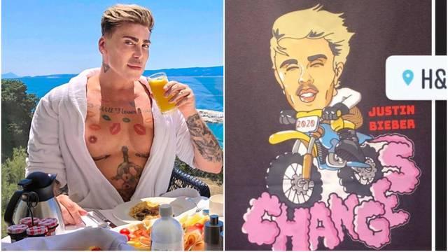 Cigi: 'Je li netko javio Bieberu da izgleda kao ja za sirotinju?'