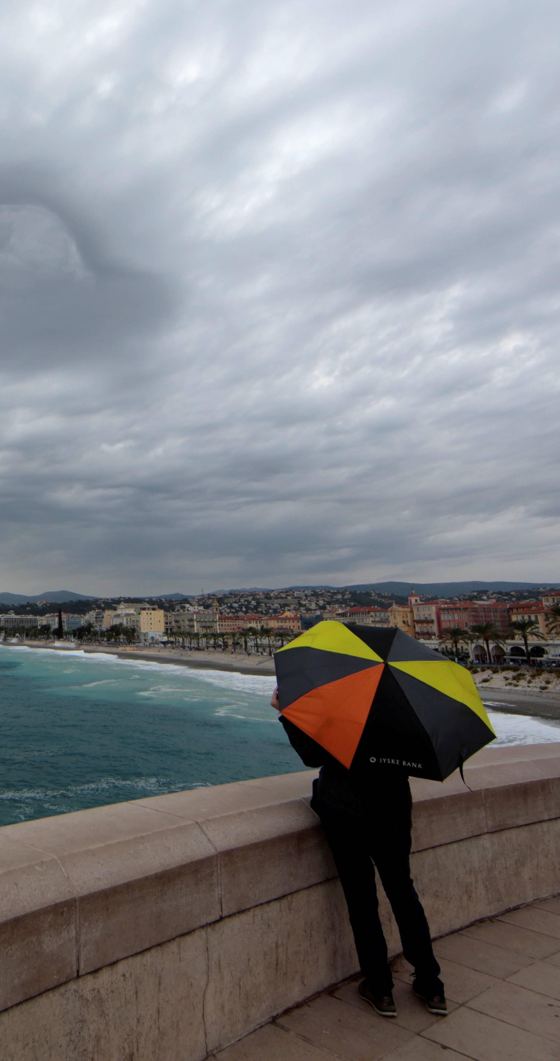 Meteoalarm za cijeli Jadran: 'Čuvajte se, puše olujno jugo'