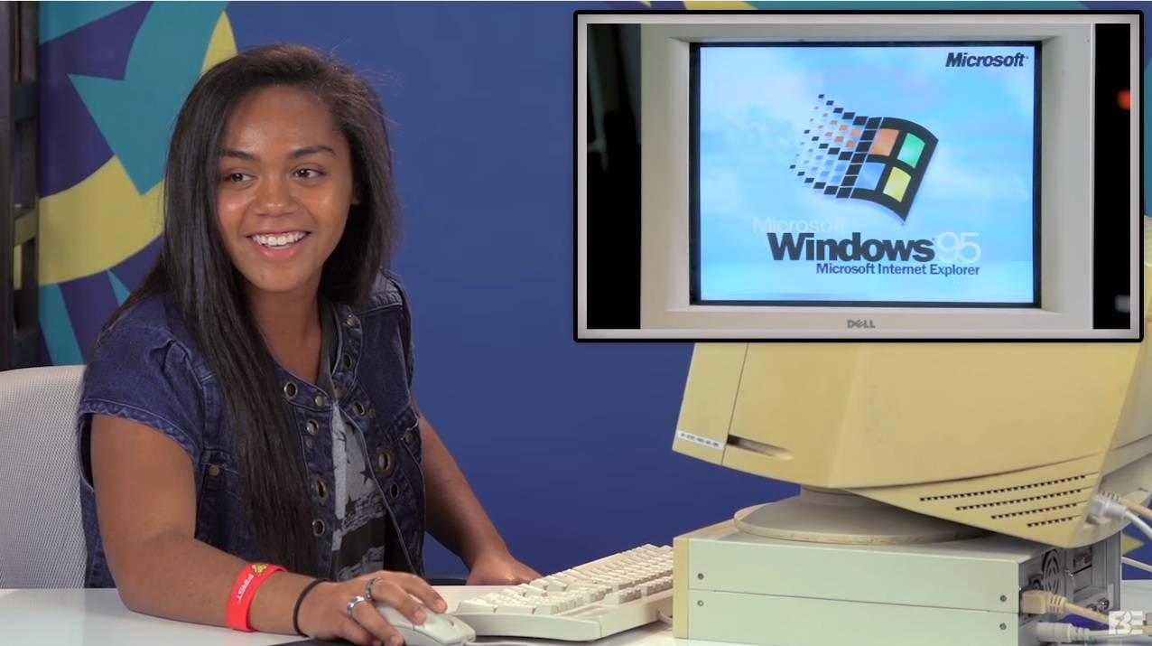 Prvi put vidjeli Windowse 95: Ovo izgleda dosadno i prastaro
