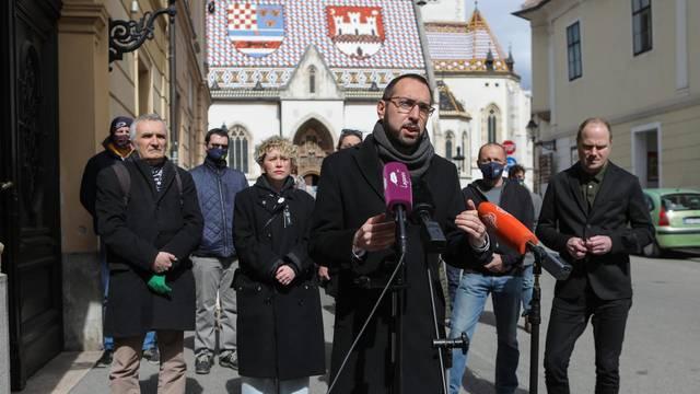 Tomašević o obnovi: 'Država i grad prespavali su zimski san'