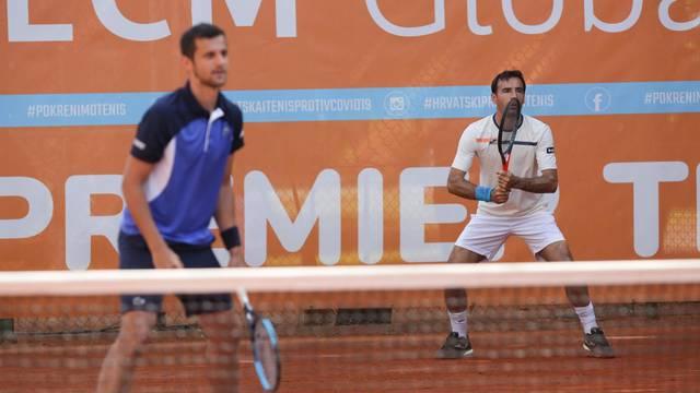 U Osijeku je odigrano finale Hrvatskog premier tenisa