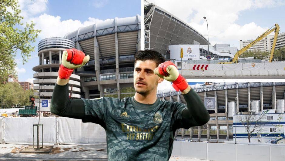 Kad Perez doda gas: Realov je novi Bernabeu čak dvostruko jeftiniji od stadiona Tottenhama