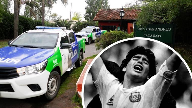 Sedmero medicinara službeno optuženo za Maradoninu smrt, prijeti im do 25 godina zatvora!