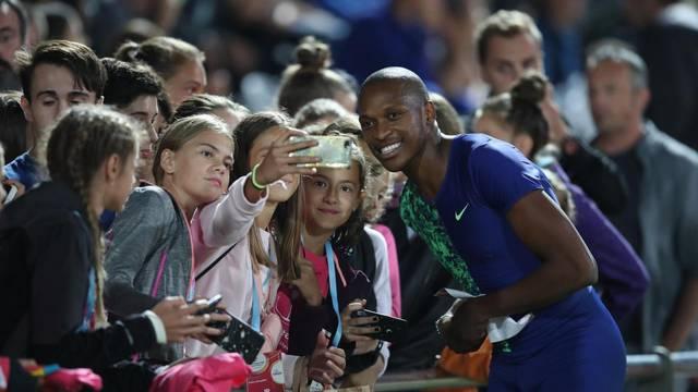 Osvajač i rekorder Hanžeka suspendiran je zbog dopinga