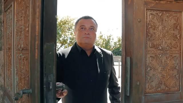 Duško Ćurlić 'zaradio' ulogu uz Amulića u spotu klape Rišpet