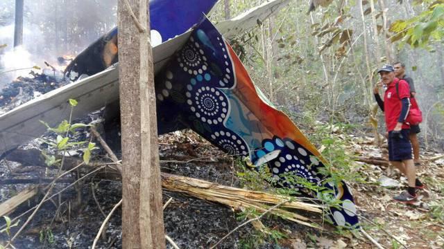 Small plane crashes in Costa Rica killing 12