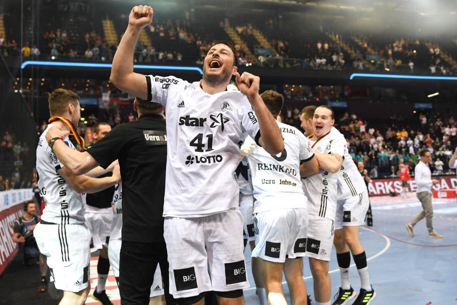 HBL, DHB-Pokal, Finale, SC Magdeburg vs THW Kiel