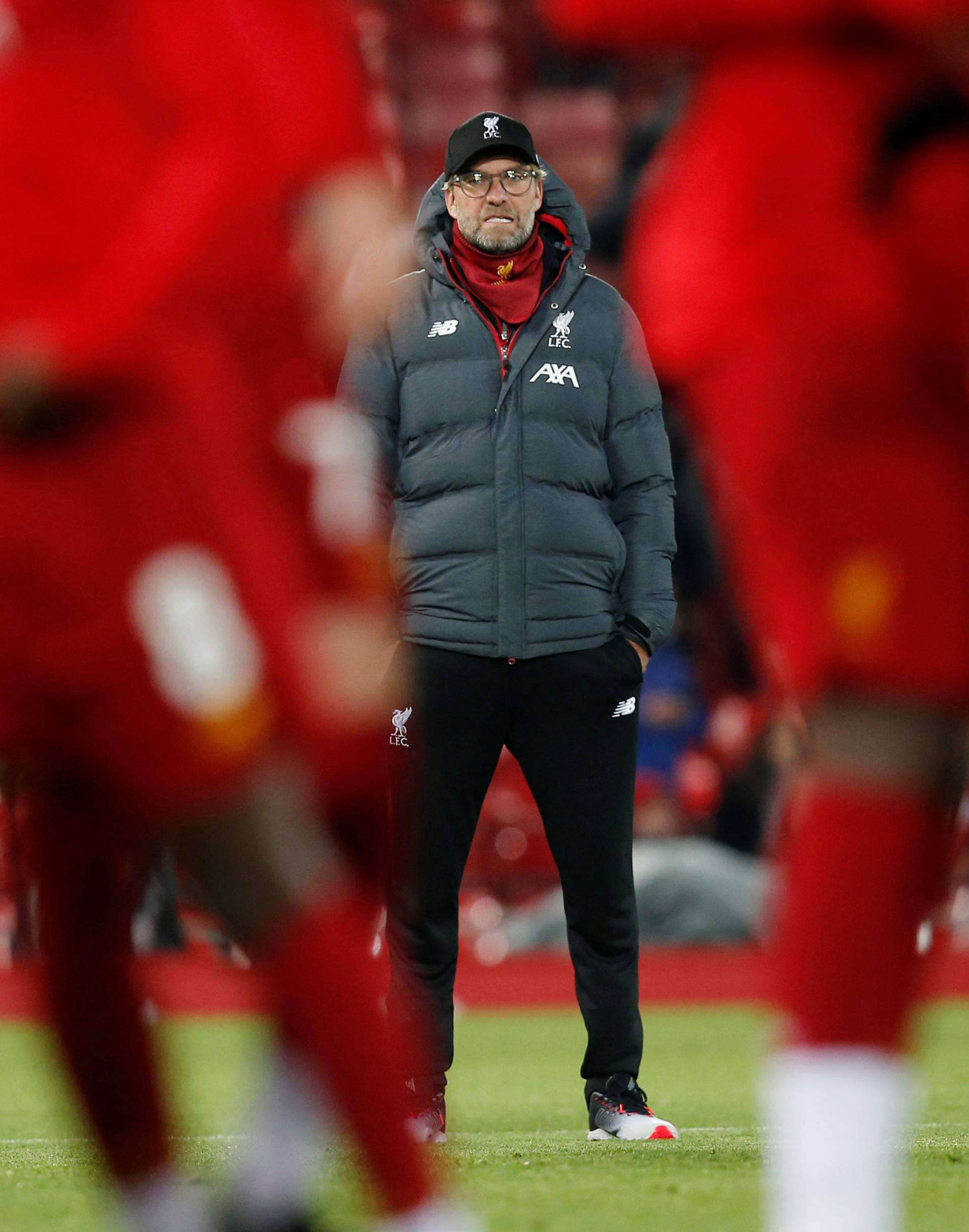 Carabao Cup - Fourth Round - Liverpool v Arsenal