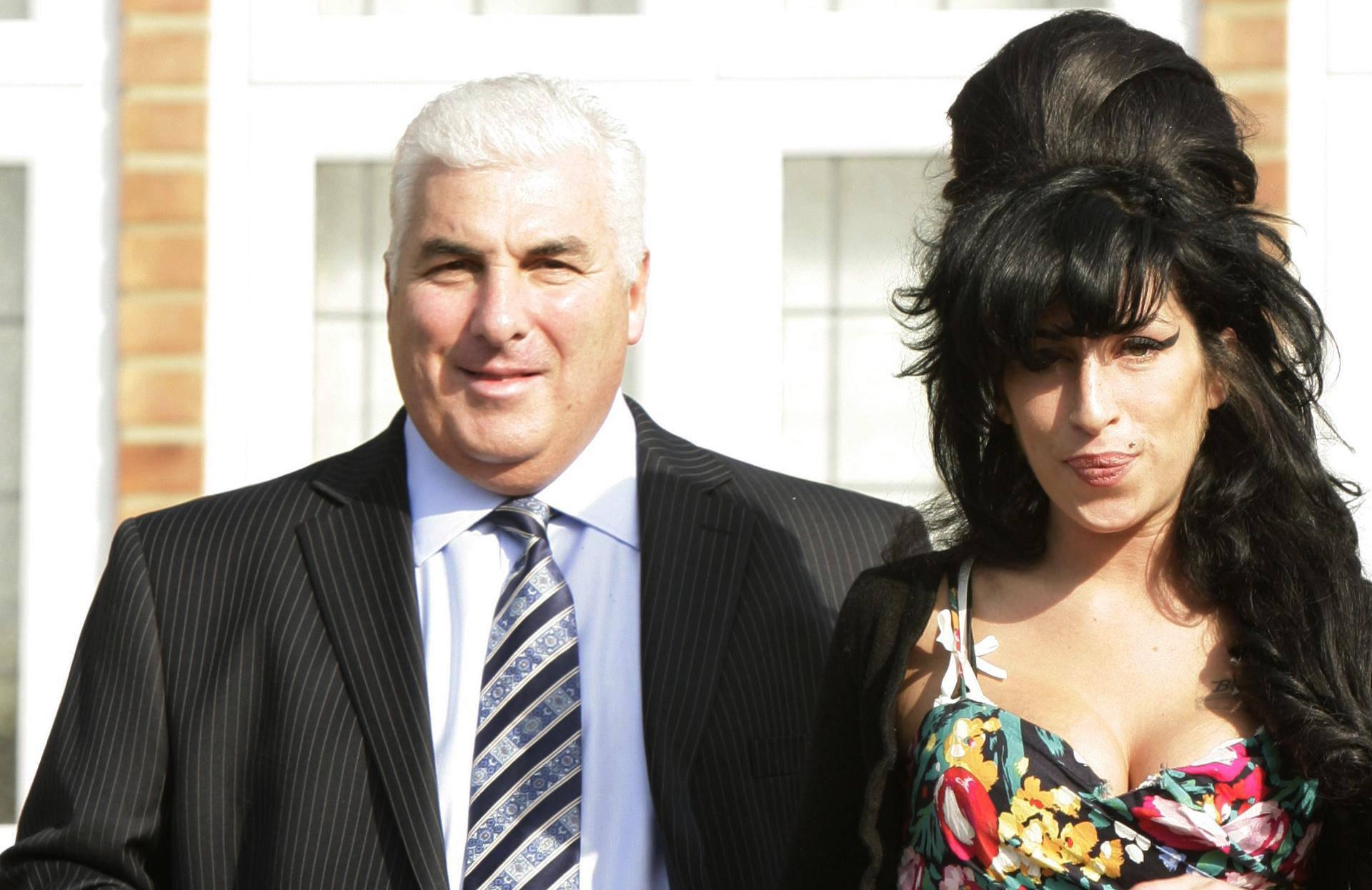 Winehouse in court