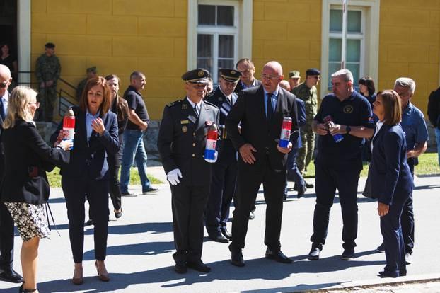 Gospić: Svečano obilježavanje 27. obljetnice vojno redarstvene operacije Medački Džep