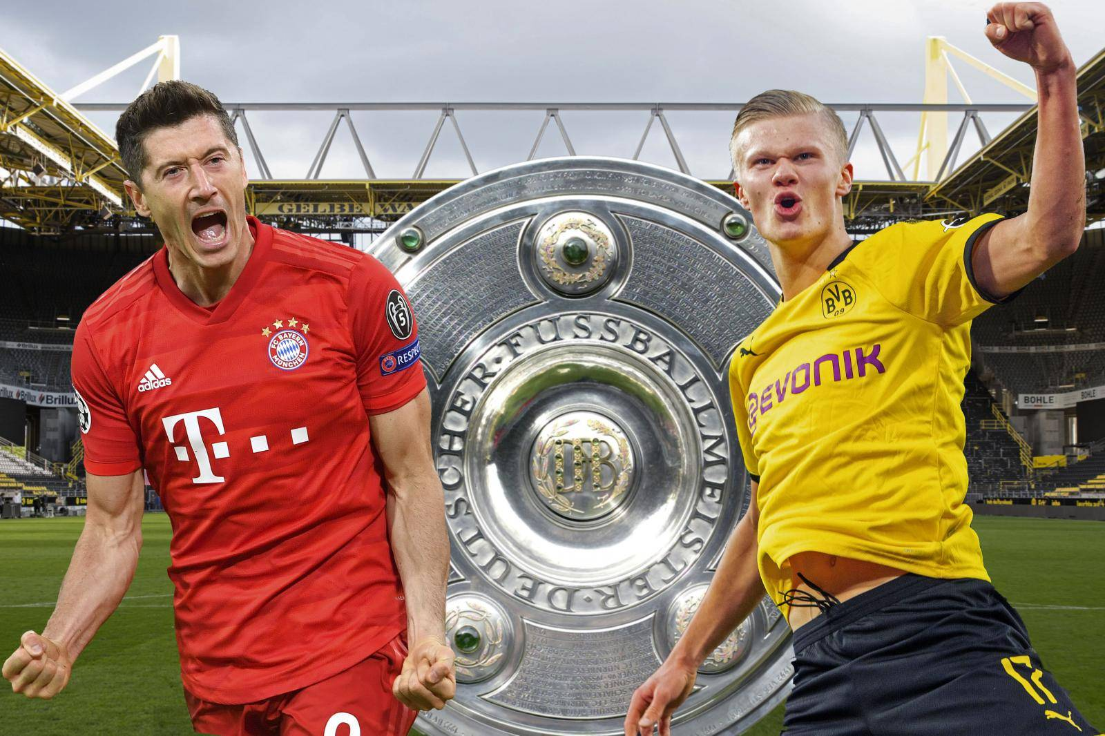 Preview Borussia Dortmund-FC Bayern Munich on May 26th, 2020.