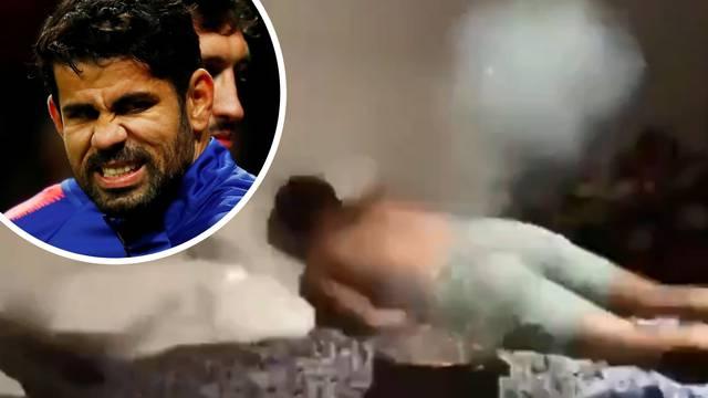 Diego Costa 'petardirao' brata, priredio mu glasno buđenje...