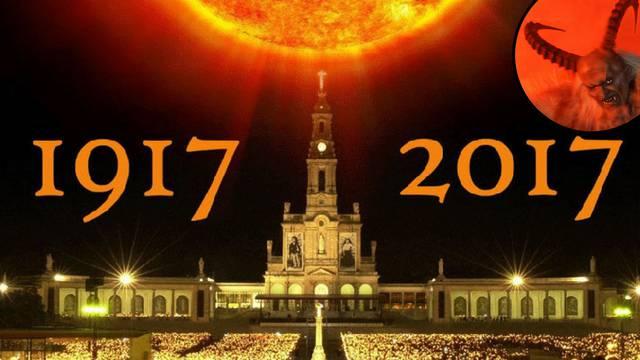 Na današnji petak 13. prestaje 100-godišnje vladanje Sotone?
