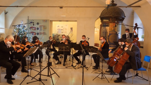 Magični koncert Zagrebačkih solista: 'Radujte se narodi...'