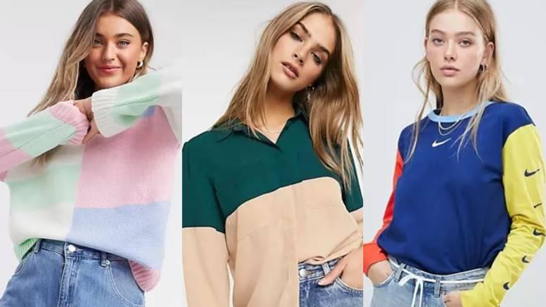Vizualno pojačanje: Color block stil za kreativan modni izričaj