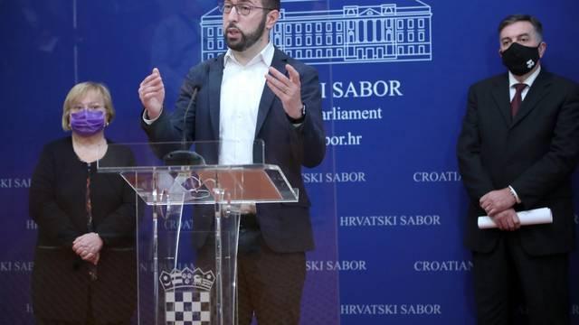 Konferencija o povjerenstvu za utvrđiivanje nepravilnosti u poslijeratnoj obnovi Banije
