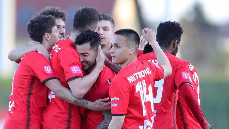 Spektakl u Gorici: Šest golova, dva penala i dva crvena kartona
