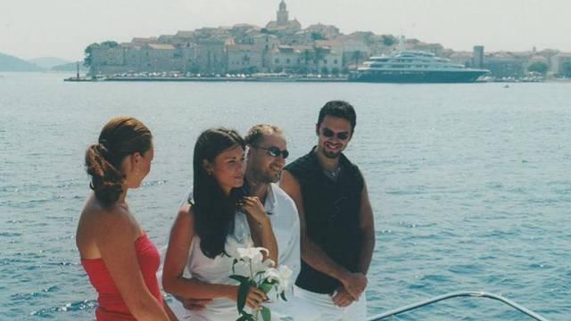 Dino i Viktorija slave godišnjicu: Prije 19 godina mi je rekla 'da'