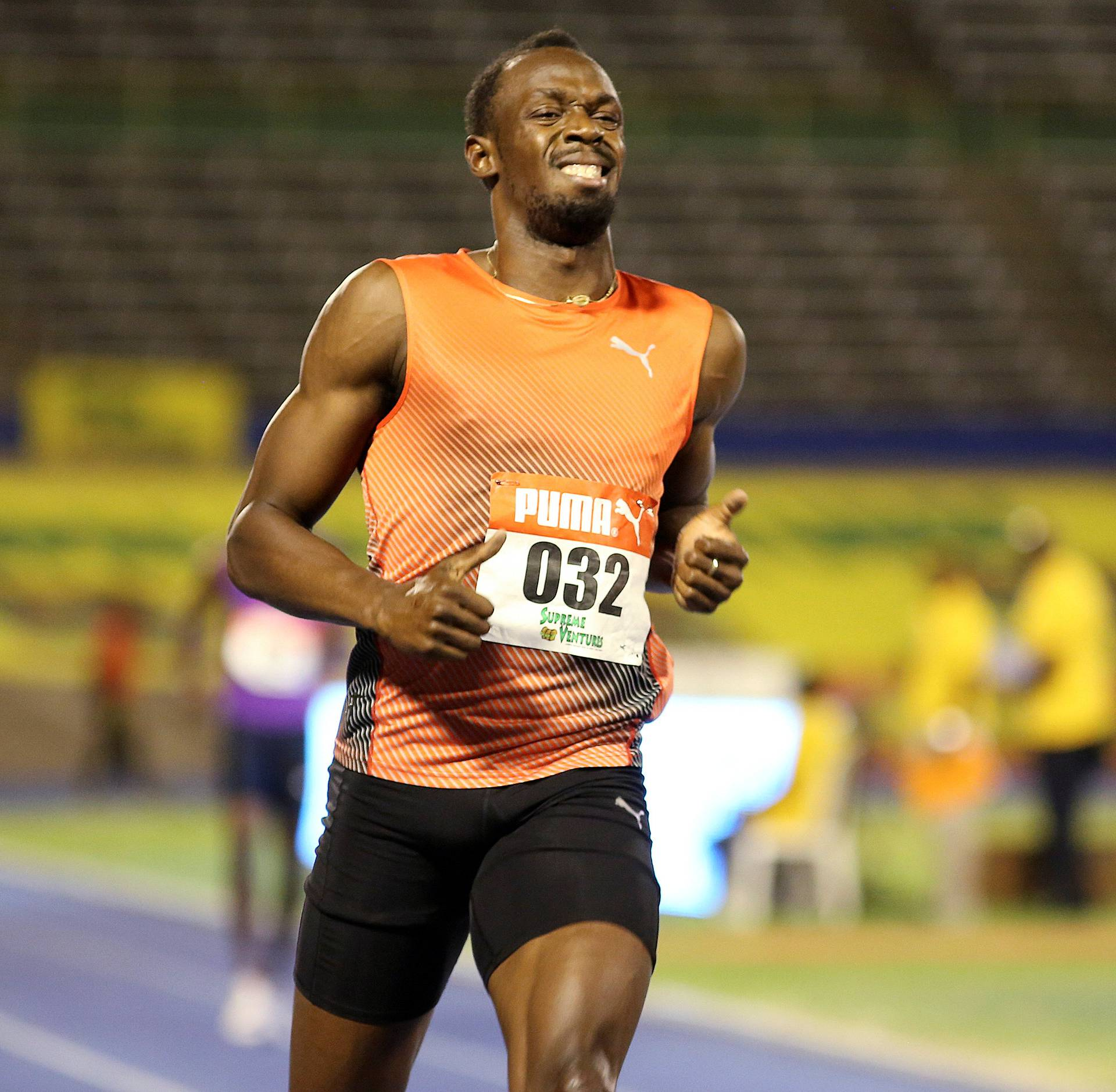 Athletics - Jamaica National Trials - Men's 100m - Kingston