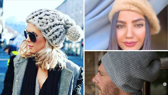 Zimske kape nam čuvaju glavu i zdravlje - evo kakve se sve nose
