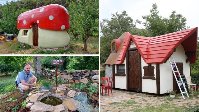 Rent-a-gljiva: U mom selu vas čeka odmor kao iz prave bajke