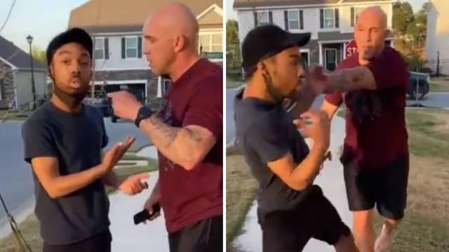 Vojnik maltretirao crnca, uhitili su ga nakon videa na Twitteru