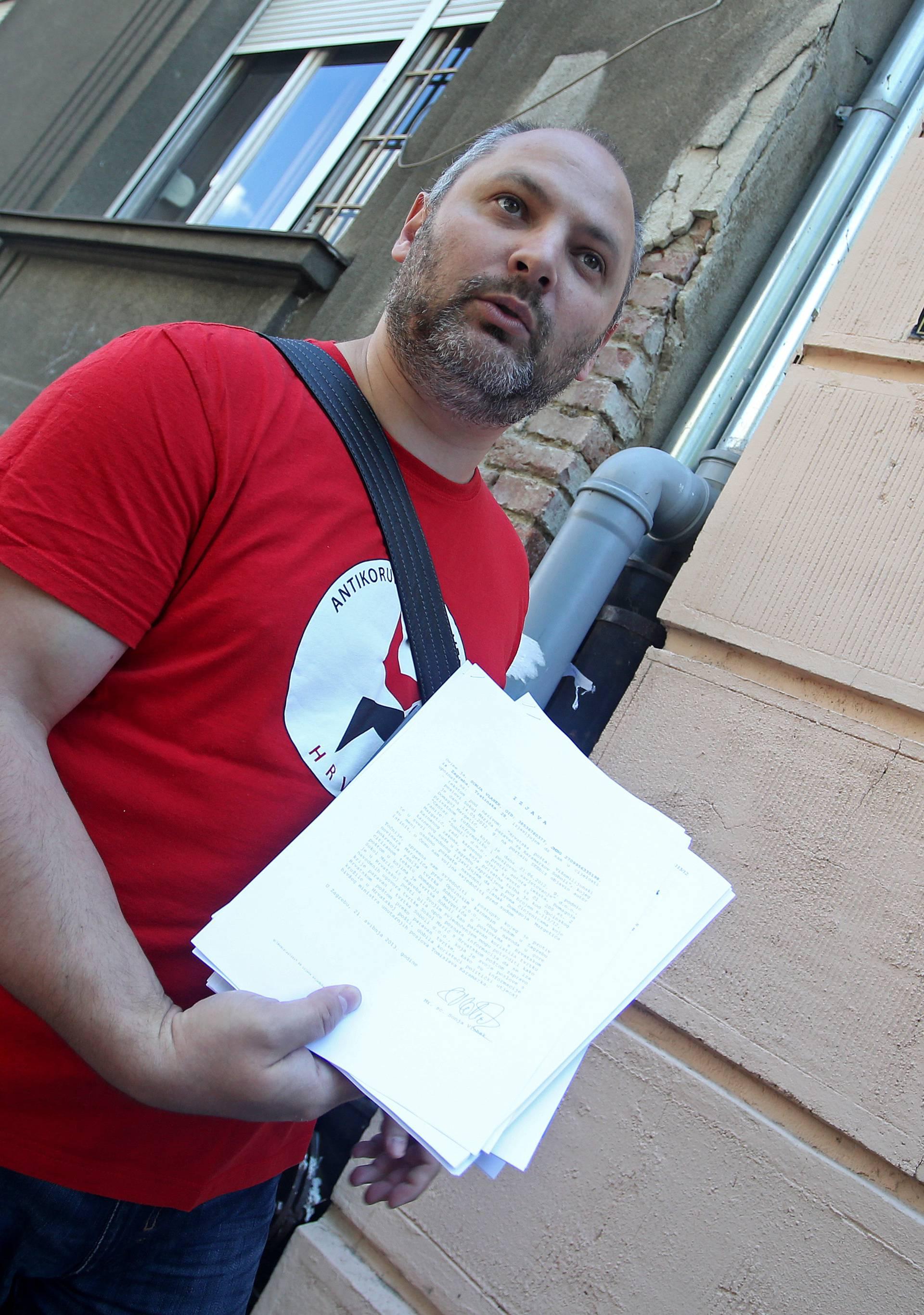 Margetić prijavio Karamarka Povjerenstvu za sukob interesa