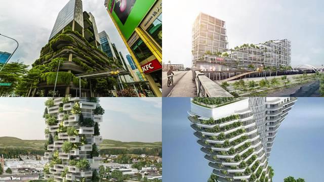 Ovih 8 građevina drveće koristi kao element modernog dizajna