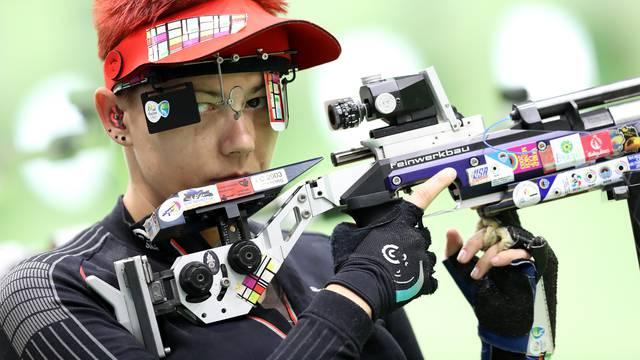 Bravo, Snježana! Pejčić osvojila zlato na Europskom prvenstvu