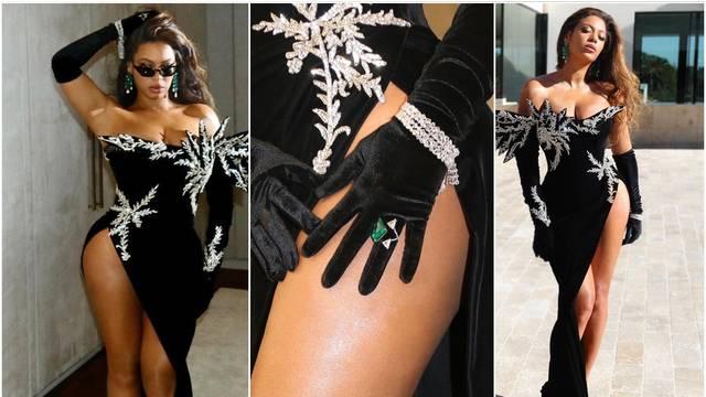 Beyonce se 'mučila' s haljinom: Morala je paziti na svaki korak